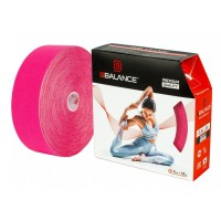 Кинезио тейп BBTapе 5см × 32м розовый