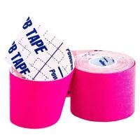 Кинезио тейп BBTape ICE 5см × 5м розовый