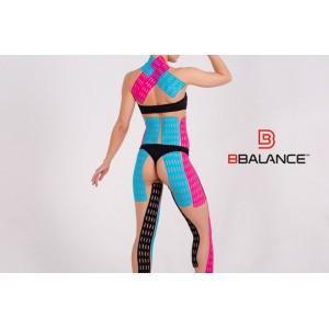 Эстетическое тейпирование тела BBTape Body Taping